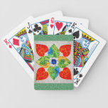 Quilted Playing Cards Bicycle Playing Cards