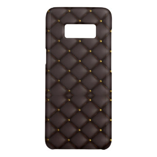 Quilted Texture Samsung Galaxy S8, Phone Case