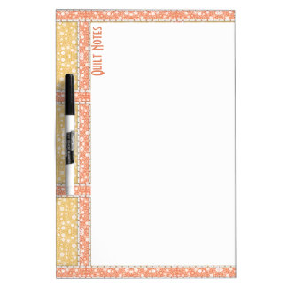 Quilter Notes Dry-Erase Whiteboards