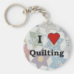 Quilters Keychain