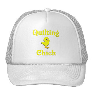 Quilting Chick Mesh Hat