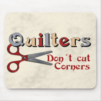 Quilting Corners Mouse Mat