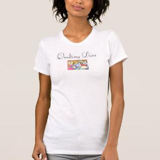 Quilting Diva T-Shirt