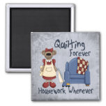Quilting Forever Fridge Magnets