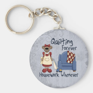 Quilting Forever Keychains
