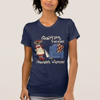 Quilting Forever Tee Shirt
