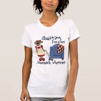 Quilting Forever T Shirt