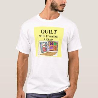 QUILTing joke T-Shirt