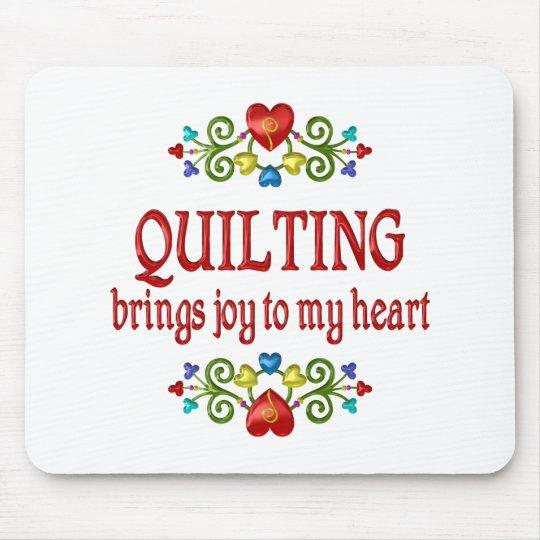 Quilting Joy Mouse Mat