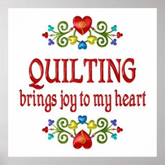 Quilting Joy Print
