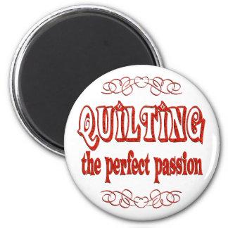Quilting Passion Magnet