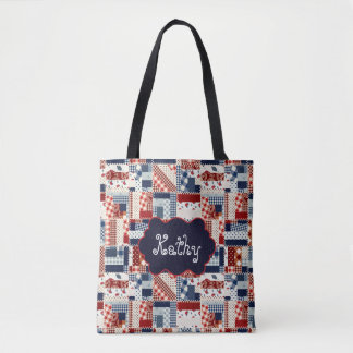 Quilting Tote
