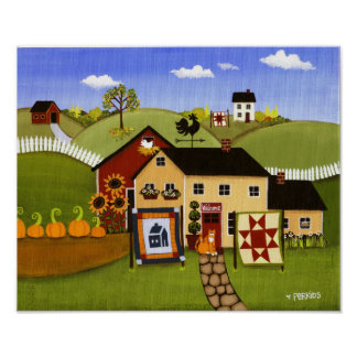 Quilts for Sale Poster