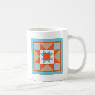 Quilts - Martha Washington Block Coffee Mug