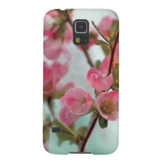 Quince Blossoms Galaxy S5 Cases