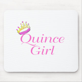 Quince Girl Mousepads