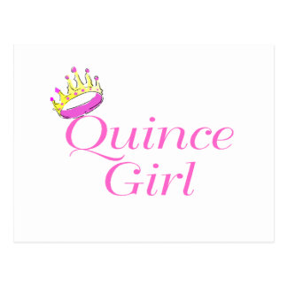 Quince Girl Postcards