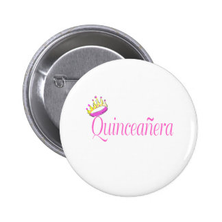 Quinceanera Buttons