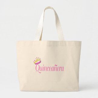 Quinceanera Canvas Bags