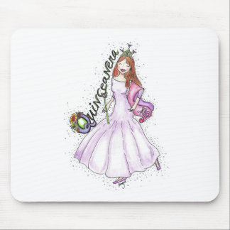 Quinceanera Mouse Mat