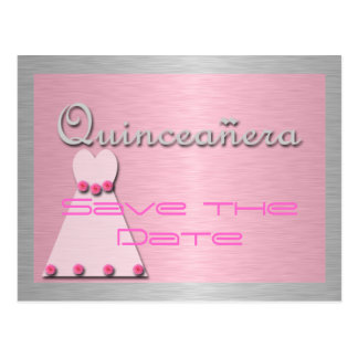 Quinceanera Post Card