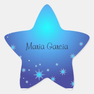 Quinceañera Star Sticker