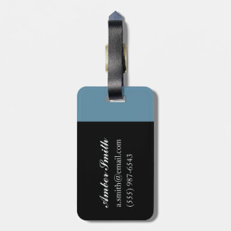 Quinces 2011 luggage tag
