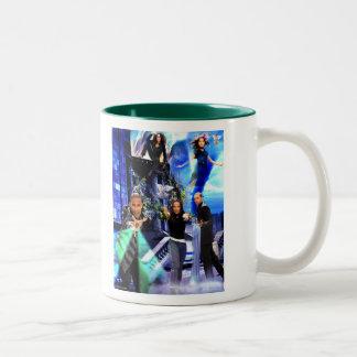 """Quincey's  """"Genesis"""" Coffee Mug"""