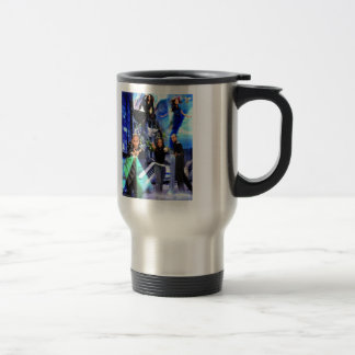 "Quincey's ""Genesis"" Travel Mug"