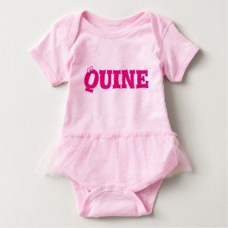 Quine (Girl) Babygrow - Doric Infant Onesie