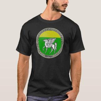 Quinn Family Badge Dark T-Shirt
