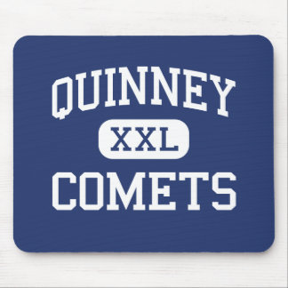 Quinney Comets Middle Kaukauna Wisconsin Mouse Pad