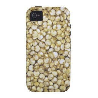 Quinoa grains macro photo Case-Mate iPhone 4 covers