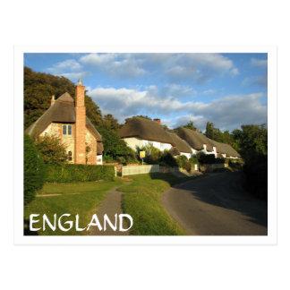 Quintessential English Scene2 Postcard