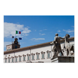 Quirinale Rome Print