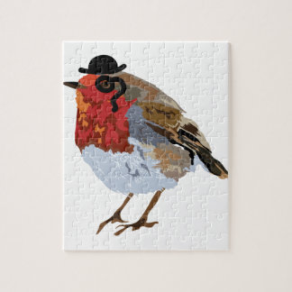 Quirk Robin Jigsaw Puzzle