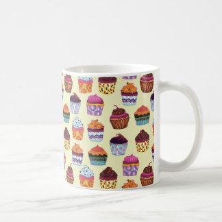 Quirky Colorful Cupcakes Mug