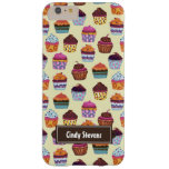 Quirky Colourful Cupcakes iPhone 6 Plus Barely There iPhone 6 Plus Case