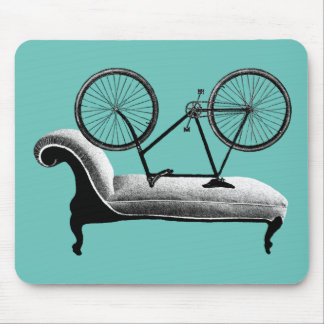 quirky cycling  gifts cycologist mouse pad