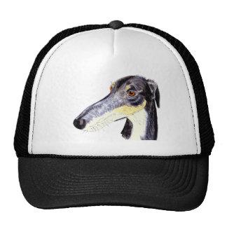 Quirky lurcher cap