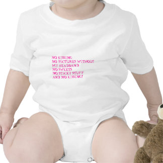 Quirky Mom Rules Baby Bodysuits
