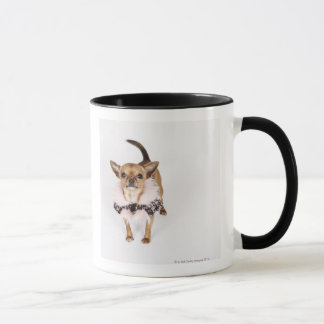 Quirky portrait of a Teacup Chihuahua Mug