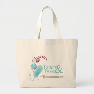 Quirky Sausage Dog design Shopping Bag