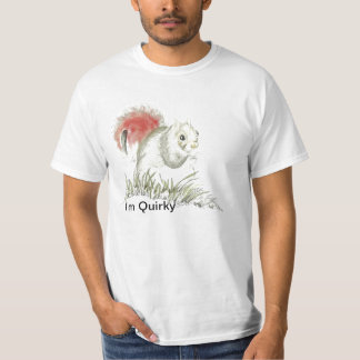Quirky Squirrel T-Shirt