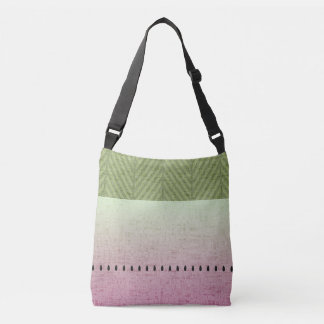 Quirky Watermelon Crossbody Bag