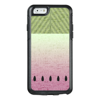 Quirky Watermelon OtterBox iPhone 6/6s Case