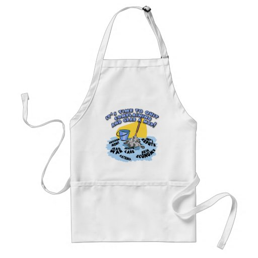 Quit Complaining and Grab a Mop T-shirts, Hoodies Apron