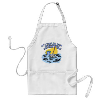 Quit Complaining and Grab a Mop T-shirts, Hoodies Standard Apron