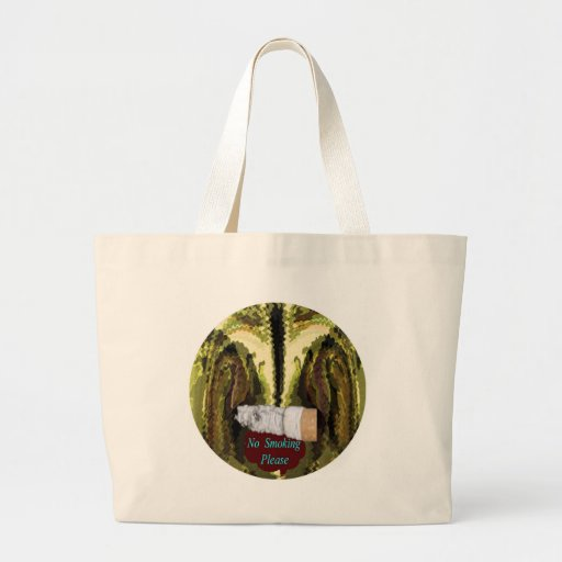 QUIT NOW -  Smoking is injurious to health Tote Bag