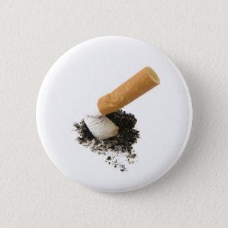 Quit Smoking 6 Cm Round Badge